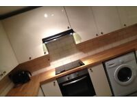 1 bedroom flat, fully furnished in MARCH, CAMBRIDGESHIRE, new kitchen/bathroom, private car port