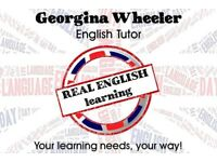 Highly experienced and recommended English tutor/teacher (to foreign adult speakers)