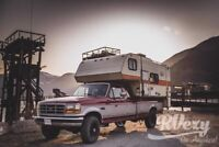 1993 Ford F250 (Rent  RVs, Motorhomes, Trailers & Camper van  Vancouver Greater Vancouver Area Preview