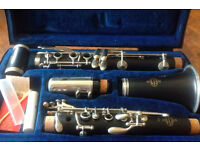 Buffet B12 Clarinet. Great condition.