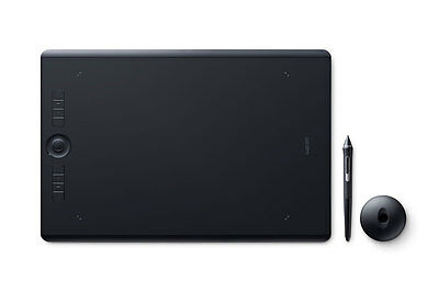 Wacom Pen Tablet Intuos Pro Large PTH-860/K0 2017 New Model for sale  Shipping to Nigeria