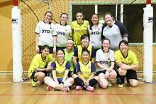 FEMALE FUTSAL INDOOR SOCCER LEAGUE - PLAYERS NEEDED! BURWOOD Burwood Whitehorse Area Preview
