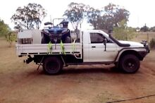 Ute and quad combo Gowrie Junction Toowoomba Surrounds Preview