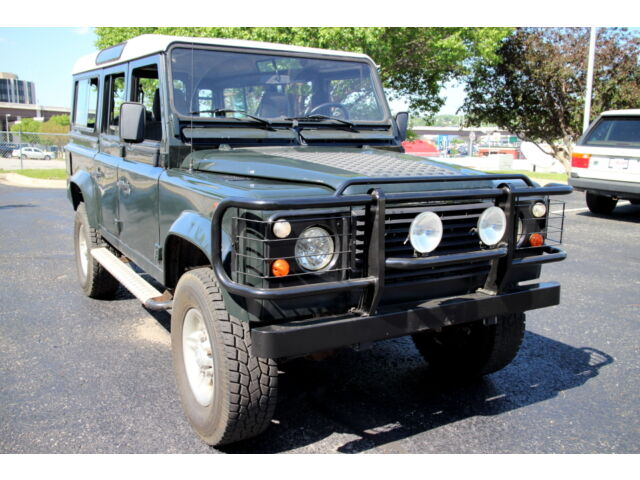 Land Rover : Defender Defender Land Rover Defender Kit Car State Assigned VIN Defender 110 4dr 200Tdi
