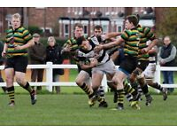 RUGBY PLAYERS WANTED AT TRAFFORD BASED RUGBY CLUB