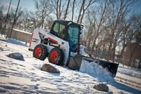 Commercial & Residential Snow clearing