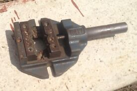 Mr Nippy No3 vice for pillar drill or workshop