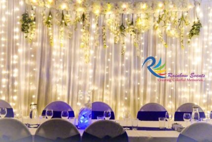 Christmas interiors decorating service other business services wedding decoration adelaide cbd junglespirit Image collections