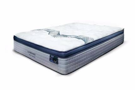 Queen Mattress Soft Ortho Deluxe (Used)
