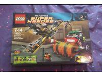 New batman lego sets