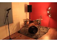 24 hour monthly hire rehearsal studios for bands and producers BN41