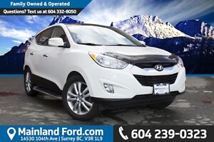 2010 Hyundai Tucson GLS LOCAL, ONE OWNER, NO ACCIDENTS