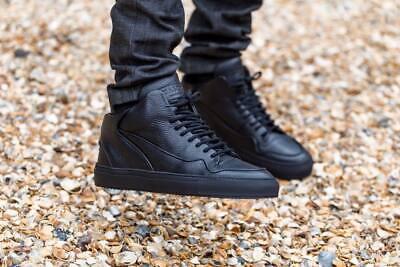 Mason Garments Tia Mid Next Gen Nero 41 Margom Italy Amsterdam Black Shoes 8