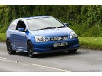 Honda Civic Sport 1.6L 2004. Only 84k on clock!