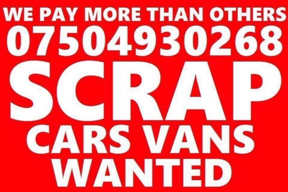 🇬🇧 07504 930268 SELL MY CAR VAN MOTORCYCLE FOR CASH BUY YOUR SCRAP ...