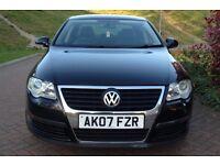 2007 VW Passat 2.0 Tdi DSG Automatic, 140 Bhp 6 Speed, Full History Cambelt Done 97K, HPI Clear