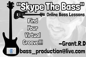 Online Bass Lessons Indooroopilly Brisbane South West Preview