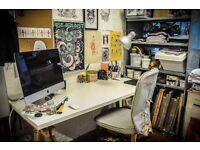 Office / art studio space Liverpool City Centre