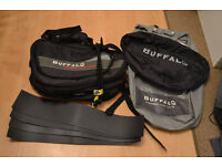 Buffalo Performance Luggage System for Motorcycles