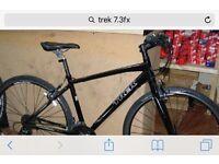 Trek highbread bike