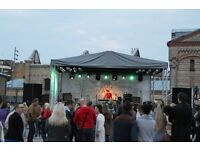 Stage hire 8x6m / Staging/ Truss/ Concerts/ Festivals/ Live shows/ Weddings