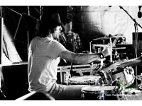 Experienced drummer available for gigs in December