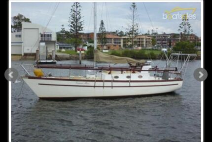 Sailing yacht, yacht, boat, 36 foot, 11 metres, fibreglass. Sydney City Inner Sydney Preview