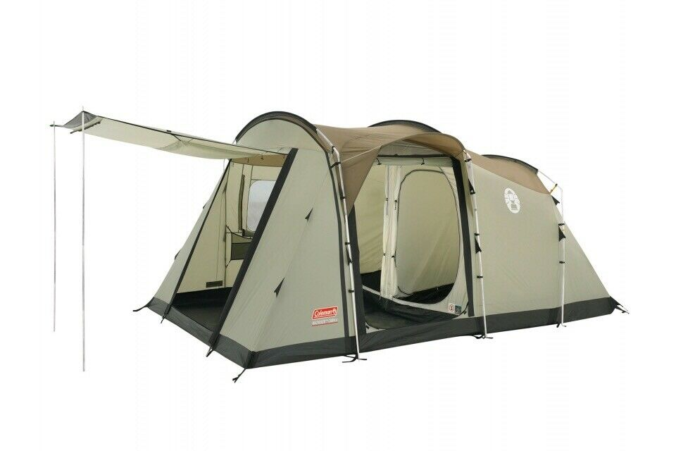 the best attitude 1b8cc 47aaa Tent Coleman Mackenzie Cabin 4 (Family Text) | in Havant, Hampshire |  Gumtree