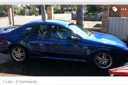 1999 Ford xr6 tickford Mannering Park Wyong Area Preview