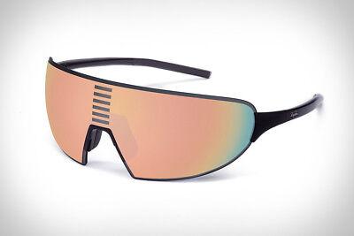 Bronze Transparent Sunglasses (Rapha Pro Team Flyweight Sunglasses Transparent/Bronze Brand)