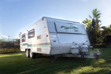 CARAVAN FOR SALE 18ft Jayco Discovery Pop-top Kilcoy Somerset Area Preview