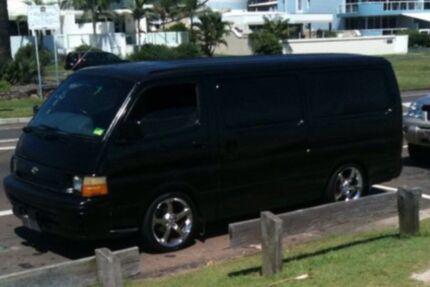 TOYOTA HIACE CAMPER VAN  Mudgeeraba Gold Coast South Preview