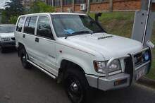 Holden Jackaroo diesel 192 220 kms CAMPING STUFF RWC REGISTERED Red Hill Brisbane North West Preview