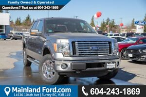 2011 Ford F150 XLT ***ACCIDENT FREE, BC LOCAL***