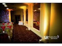 Venue/ Wedding Disco, Lighting & Photography Services