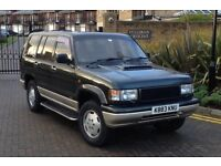 Isuzu Bighorn (Trooper) 3.1TD Auto 1993 Lotus Edition 7 Seater