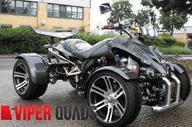 Viper 350 F1 SuperSnake, Carbon,Road Legal Quad Bikes, Brand New 2016, Spyracing 250/350 F1