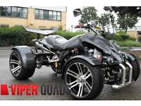 Viper 250 F1 , 350 F1 SuperSnake, Carbon,Road Legal Quad Bikes, Brand New 2016, Spyracing 250/350 F1