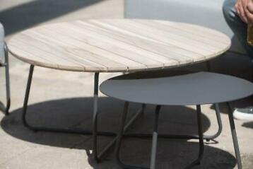 4 Seasons Outdoor | Hoekbank Coast (Loungeset, Tuinmeubelen)