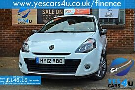 """""FINANCE AVAILABLE """" 2012 (12) Renault Clio Dynamique 1.5 Diesel"