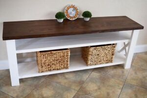X Console TV Stand