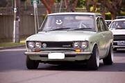 1970 Datsun 1600 Sedan Sunbury Hume Area Preview