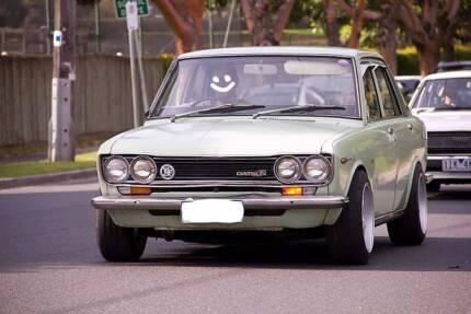 1970 Datsun 1600 Sedan Sunbury Hume Area Preview