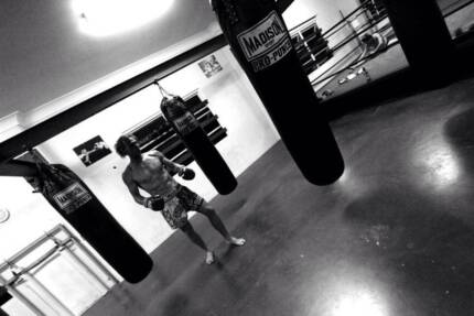 BOXING with LUKE