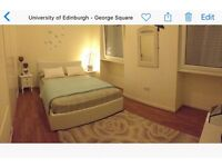 2 bedroom city centre swap for property with own garden