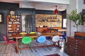 Victorian haberdashery shelving bookcase