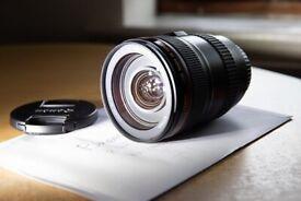 Pentax 6x7 Medium Format Camera with 105mm & 150mm lenses, plain