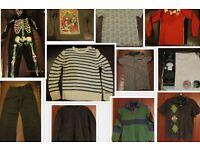 Bundle Boys Clothing, Age 9-10 Years:
