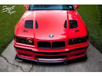 BMW E36 M50B25 PACKAGE CONVERSION FITS E30 E36......COUPE CONVERTIBLE