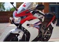 2012 Honda CBR 125 RW in Excellent condition!!